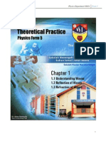EXERCISES CHAPTER 1 PHYSICS FORM 5 WAVES