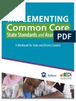 Common Core Workbook