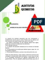 ADITIVOS QUIMICOS