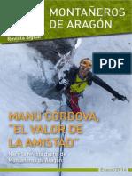 Revista Digital Gratuita Montañeros Aragón #1