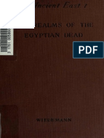 Wiedemann Realms of the Egyptian Dead