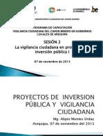Pip y Vigilancia Ciudadana (07!11!13)