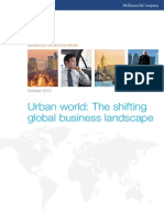MGI Urban World 3 Executive Summary Oct 2013