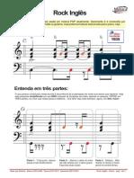 Apostila Piano Meses 5 e 6 - Mais Que Musica