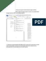 Manual Numeracion de Paginas