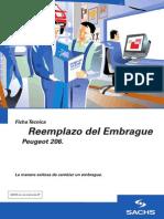 Brochure Reemplazo Emb Peugeot206