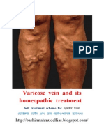 Varicose Vein and Its Homeopathic Cure _ Dr Bashir Mahmud Ellias