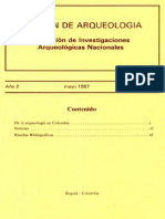 Boletin de Arqueologia  FIAN año 2 n2