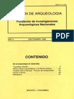 Boletin de Arqueologia  FIAN año 4 n3