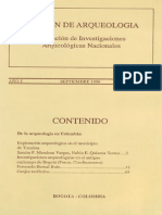 Boletin de Arqueologia  FIAN año 5 n3