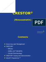 CRESTOR Launch Presentation January 2011