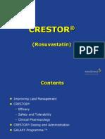 CRESTOR Launch Presentation January 2011