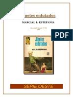 Marcial L. Estefania - Jinetes Enlutados