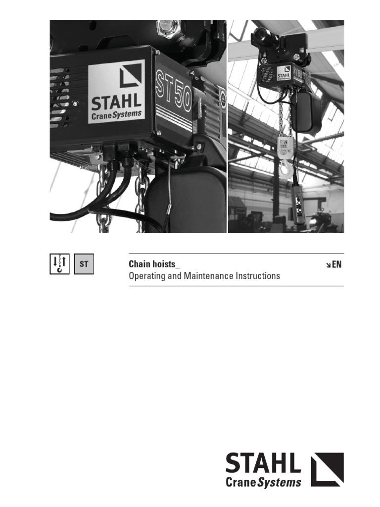 stahl hoist wiring diagram   26 wiring diagram images
