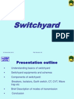 Switchyard in Thermal Power Plant.ppt
