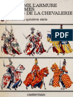 L&F Funcken - Casterman - The Costume,Armour and Weapons During the Period of the Knights Vol.1