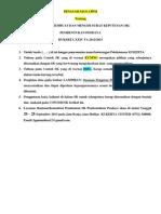Contoh Sk Pembentukan Posdaya