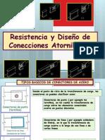 Resistencia y Diseño de Conectores-a