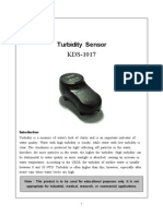 KDS 1017 Turbidity