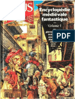 Casus Belli HS N°14 - encyclopedie medieval fantastique Volume I