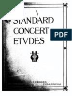 Standard Concert Studes (1)