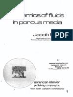 Dynamic of Fluids in Porous Media