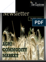 Agri Commodity Newsletter By Theequicom 26-December