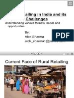 Rural Marketing Incense Presentation