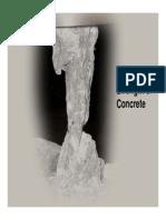 Strength of concrete
