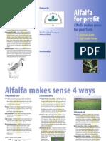 Alfalfa for Profit
