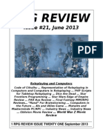 RPG Review 21