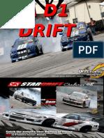 Formula d1 Drift