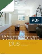 Sanctuary magazine issue 8 - Collaroy sustainable house profile