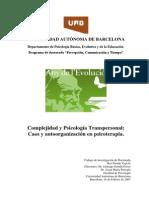 Complejidad y Psicologia Transpersonal Tesina Entera