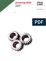 2565 Engineering Technican Dip