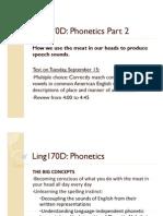 Week2 Phonetics 2