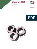 2565 Engineering Technican Cert