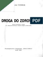 Michał Tombak - Droga do zdrowia (2000)