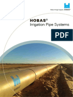 HOBAS Irrigation Pipe Systems