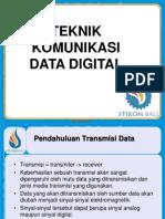 Teknik Telekomunikasi Data Digital