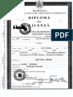 Diploma Licenta Fata