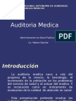 Auditoria Medica Honduras