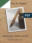 Becoming a Better Writer AA