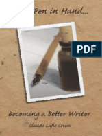 Becoming a Better Writer AA