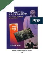 Angel Ruiz-Entre La Politica y La Filosofia, Gramsci y La Critica Al Marxismo-2003.
