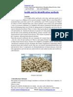 Peanut Oil Health and Its Identification Methods