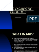 ppt on GDP