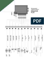 Predator plus - schemat montażu (instrukcja)