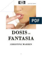 Christine Warren - Serie Fixed 01 - Dosis de Fantasia