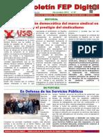 Boletin Digital Fep n 97 Noviembre 2013 - Especial x Congreso Confederal